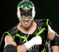 WWE Hurricane Helms