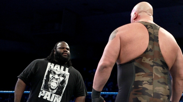 WWE SummerSlam 2013 - Big Show & Mark Henry