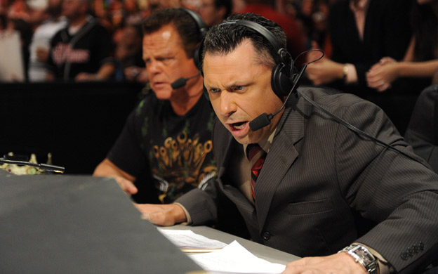 Michael Cole commentary