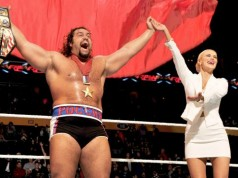 Rusev US Champion