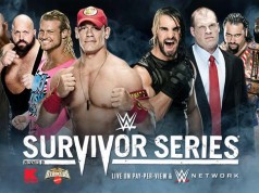 WWE Survivor Series 2014 Results