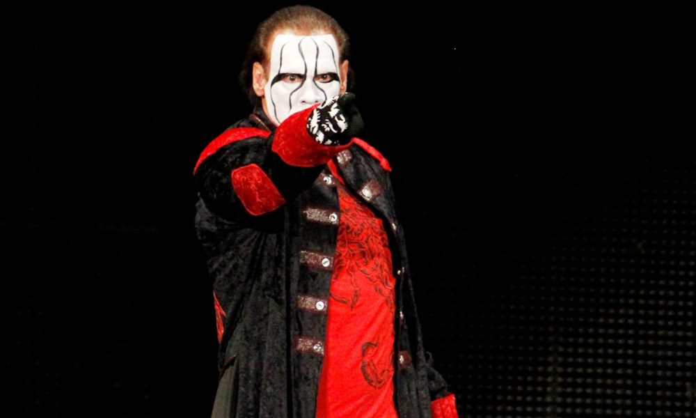 Tyler Breeze transforms into Sting -- WWE Halloween Video