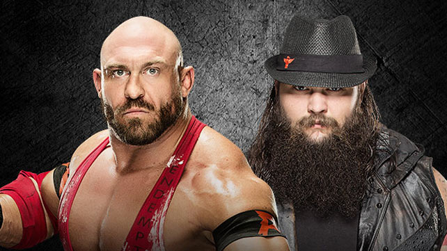 WWE Payback 2015 - Ryback vs. Bray Wyatt