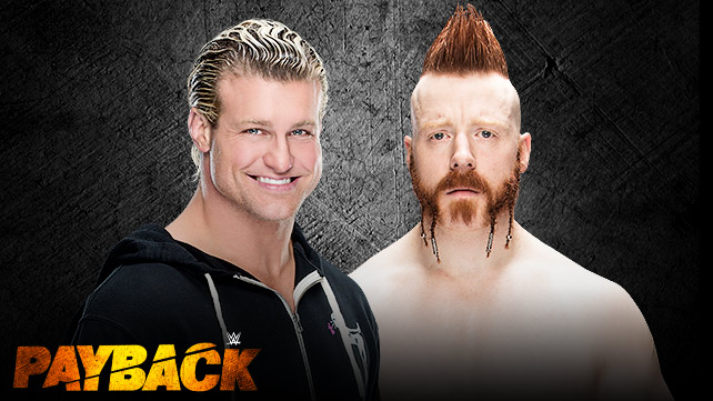 WWE Payback 2015 - Sheamus vs. Dolph Ziggler