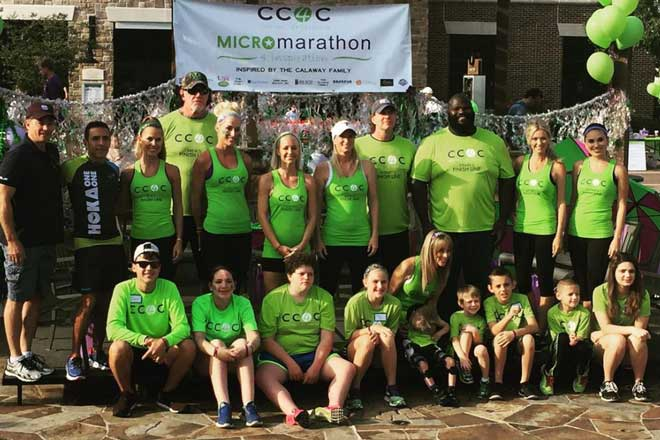 The Undertaker, Michelle McCool, Mark Henry - CC4C 4th Annual Micro Marathon 4 Inspiration