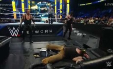 WWE Survivor Series 2015 Results The Undertaker And Kane vs. Bray Wyatt And Luke Harper