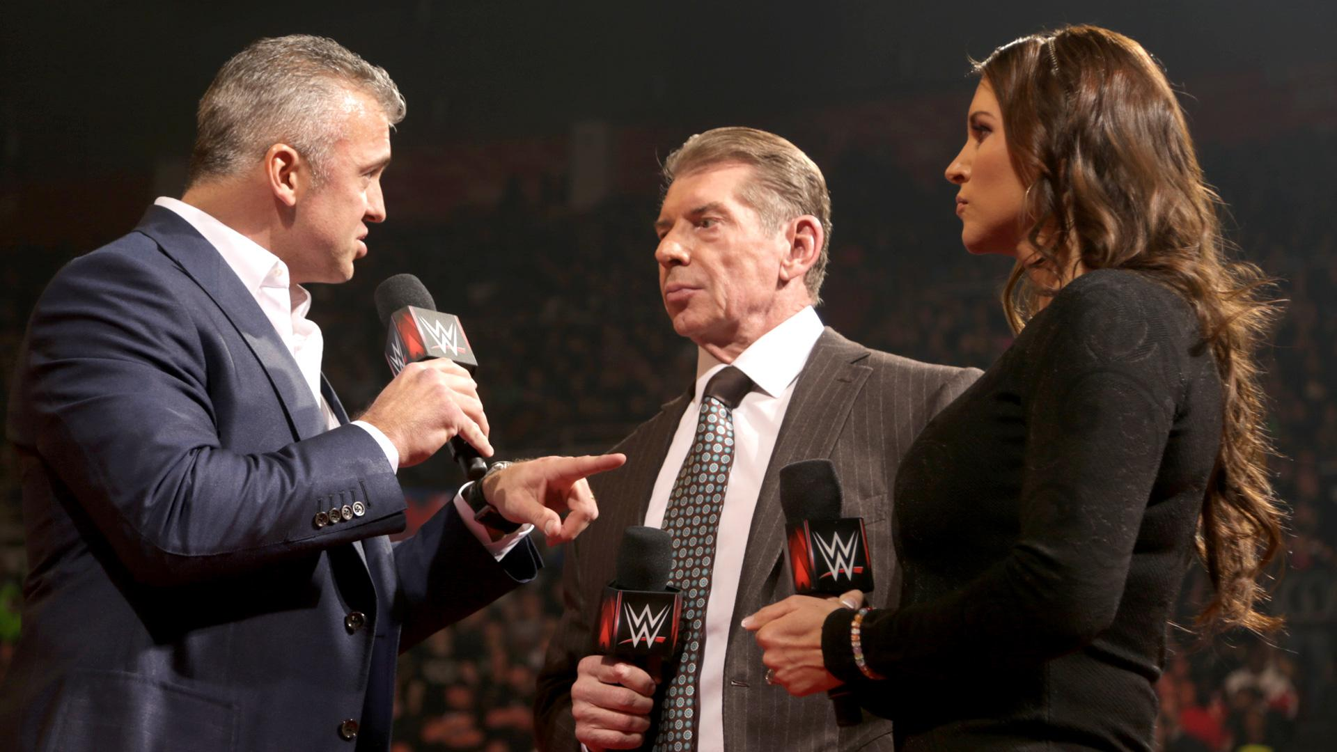 Shane McMahon Returns to WWE RAW