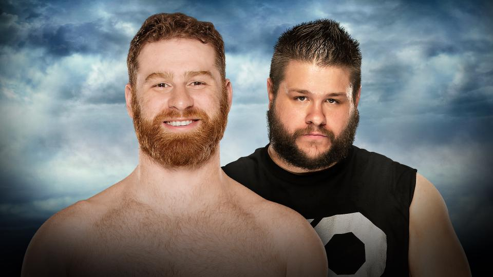 WWE Battleground 2016 Sami Zayn vs. Kevin Owens