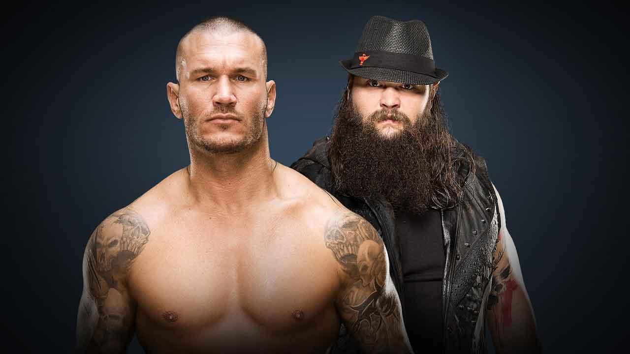 WWE Backlash 2016 Randy Orton vs. Bray Wyatt