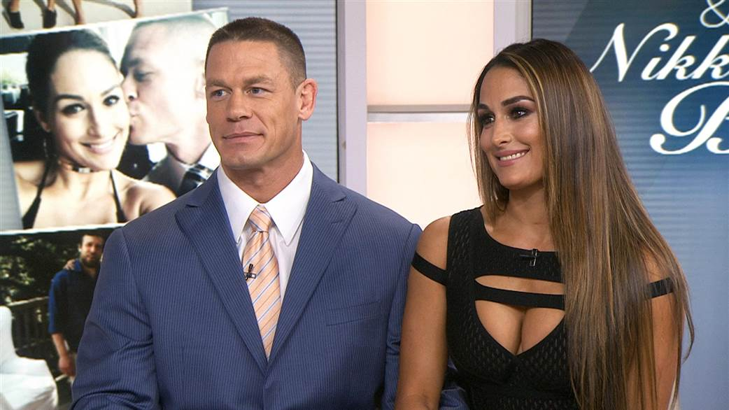 john cena nikki bella �total bellas� is a �look at a