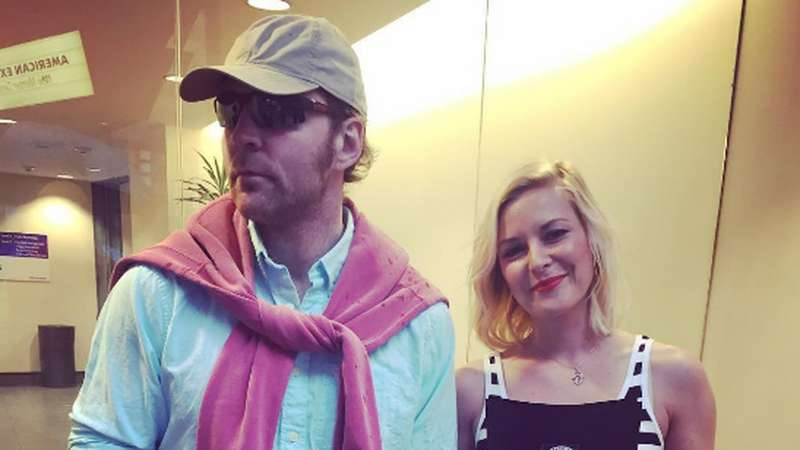 Renee Young and Dean Ambrose get married