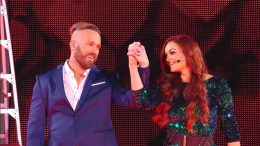 WWE Mike and Maria Kanellis