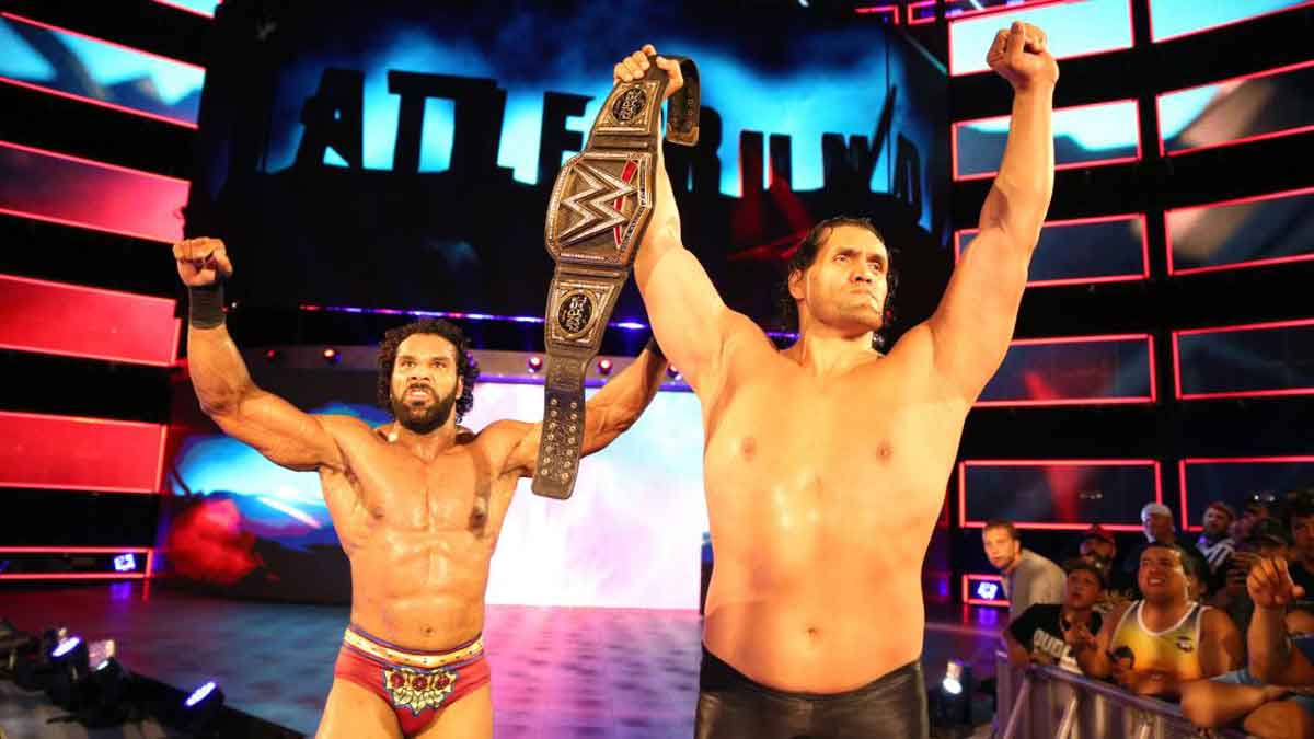 Great Khali Returns to WWE