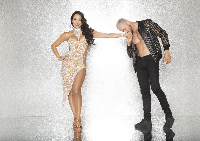 Nikki Bella to take part in Dancing with the Stars With Artem Chigvintsev