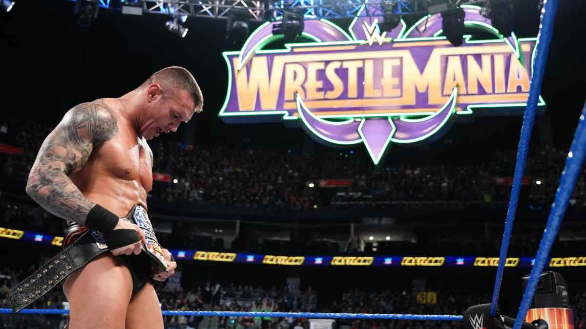wwe fastlane 2018 Randy Orton def. Bobby Roode to become the new United States Champion