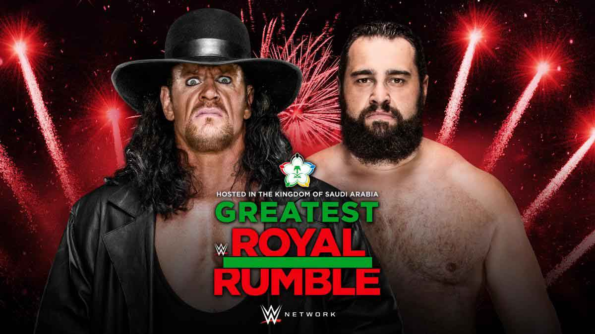 The Undertaker To Wrestle Rusev In A Casket Match At Greatest Royal Rumble
