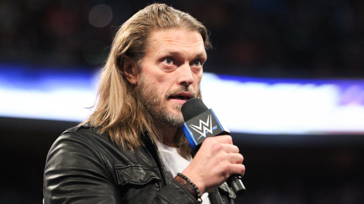 Edge Returns at SmackDown 1000
