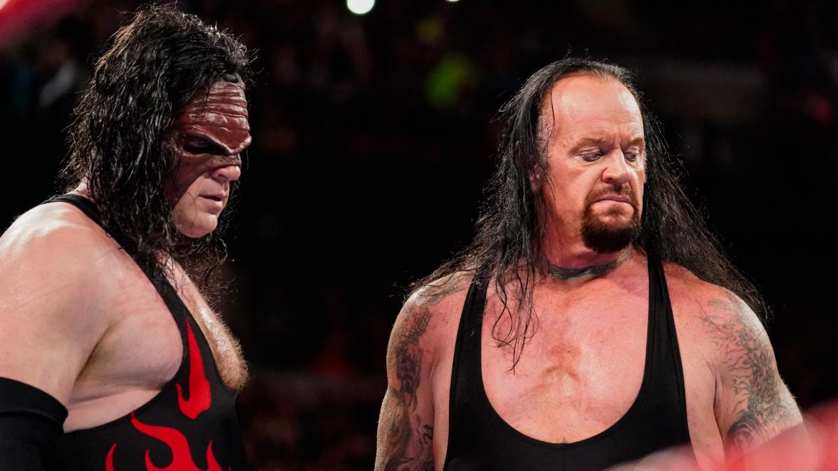 The Brothers of Destruction - The Undertaker and Kane