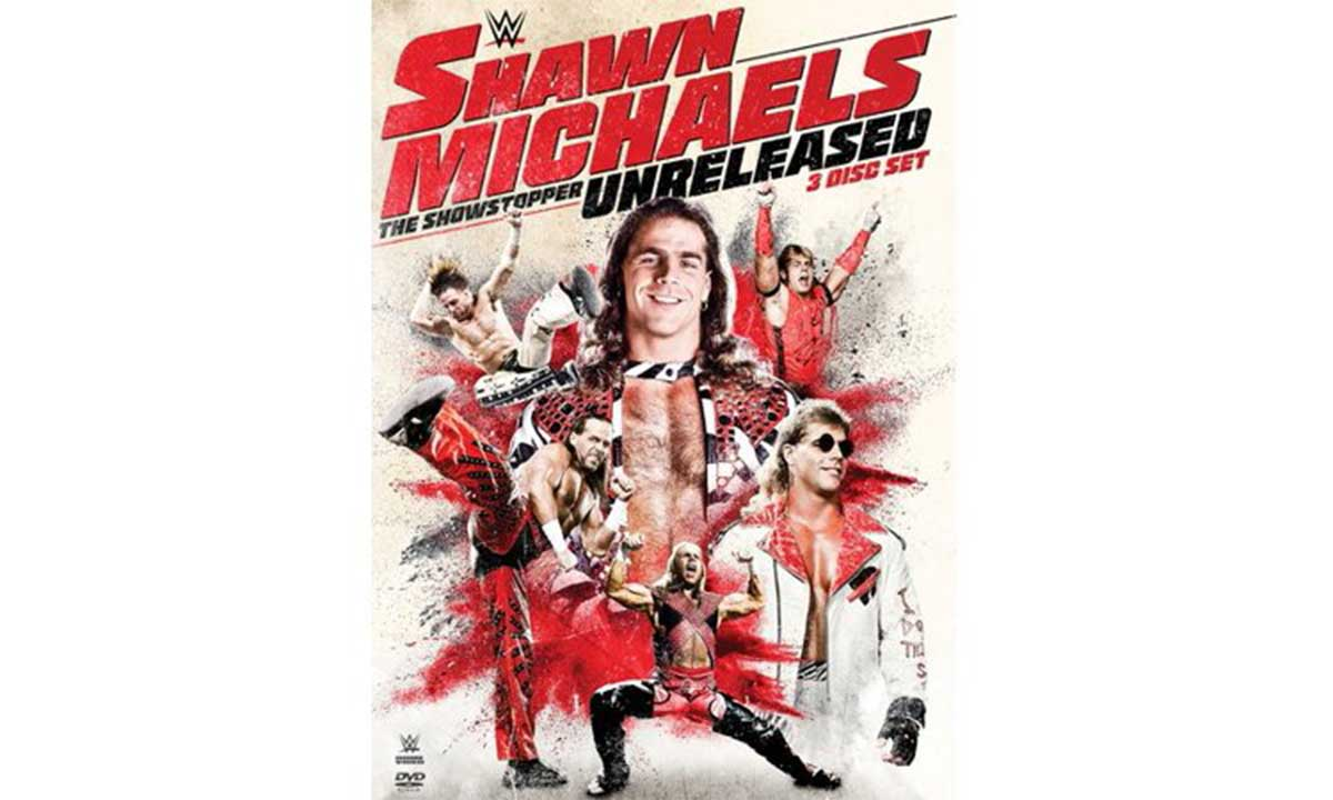 WWE: Shawn Michaels the Showstopper Unreleased (DVD)