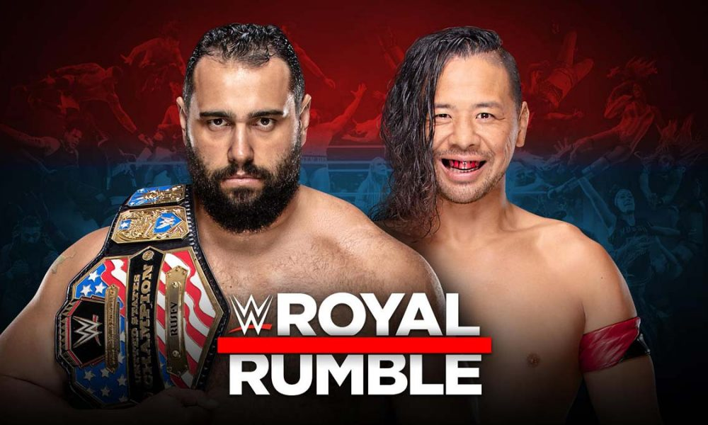 List Of Wwe Papervieuw 2019: WWE Royal Rumble 2019 Results
