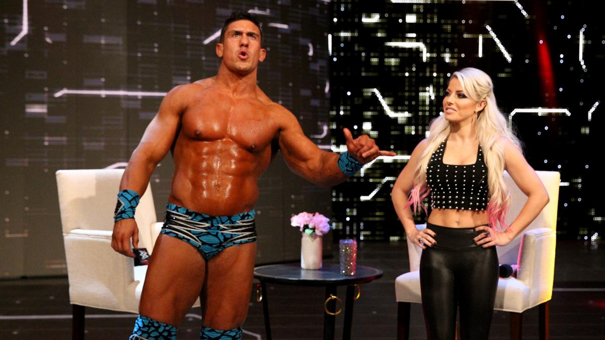 EC3 WWE Raw debut