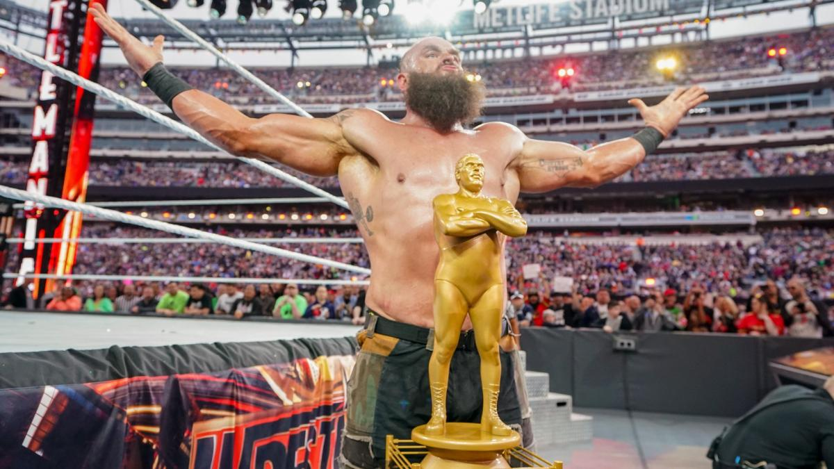 Braun Strowman Wins 6th Annual Andre the Giant Memorial Battle Royal