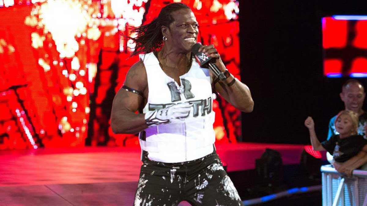 WWE Ron Killings