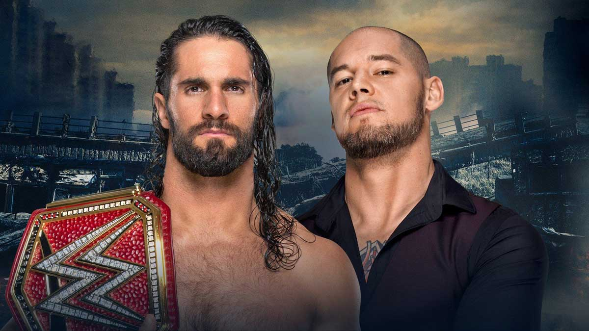 WWE Stomping Grounds 2019 results