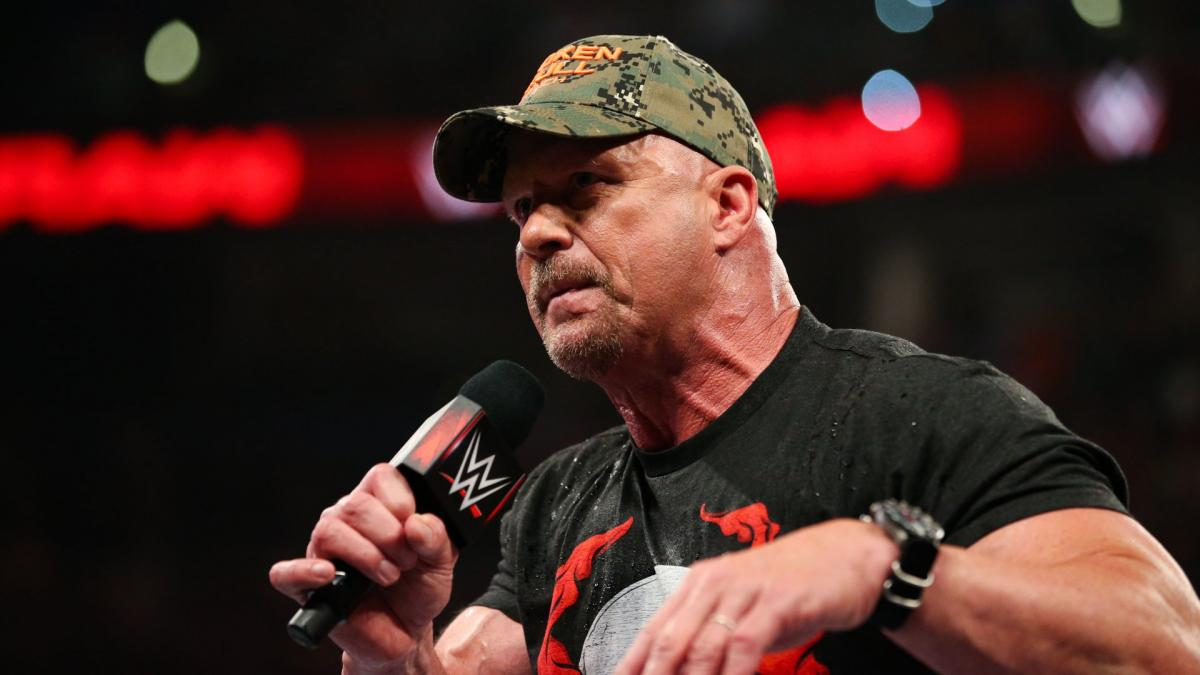 Steve Austin WWE RAW Reunion