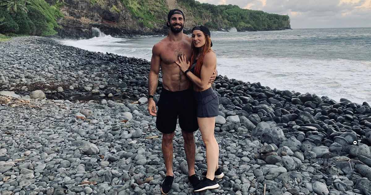 WWE Raw Women's Champion Becky Lynch has confirmed that after a long relationship she and the current Universal Champion Seth Rollins have gotten engaged.