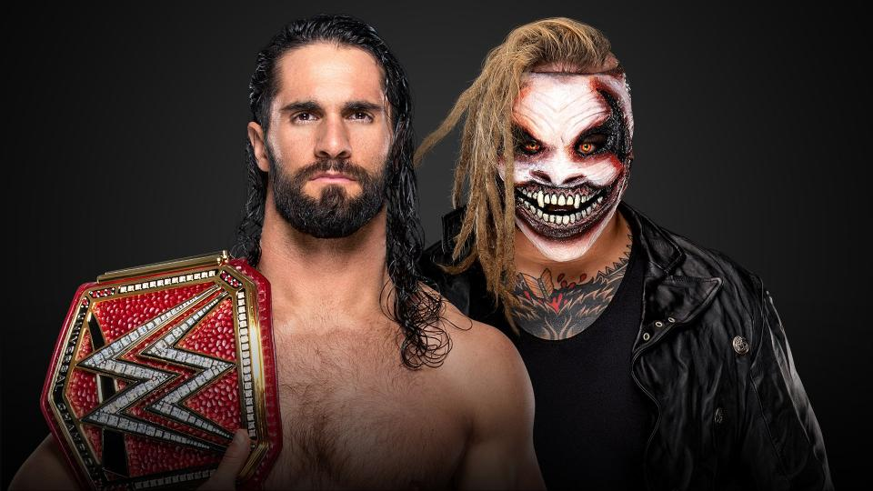 """Universal Champion Seth Rollins vs. """"The Fiend"""" Bray Wyatt (Hell in a Cell 2019 Match)"""