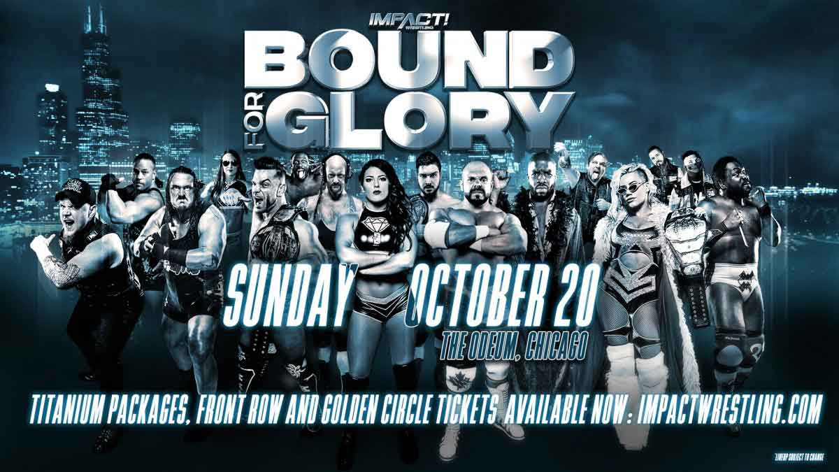 TNA Bound For Glory 2019 Results
