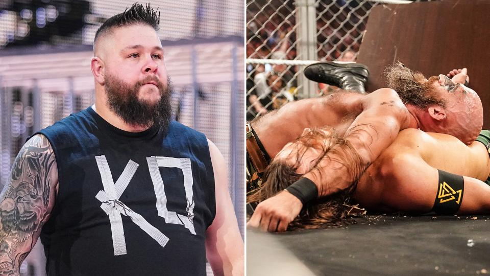 WWE NXT Takeover WarGames 2019