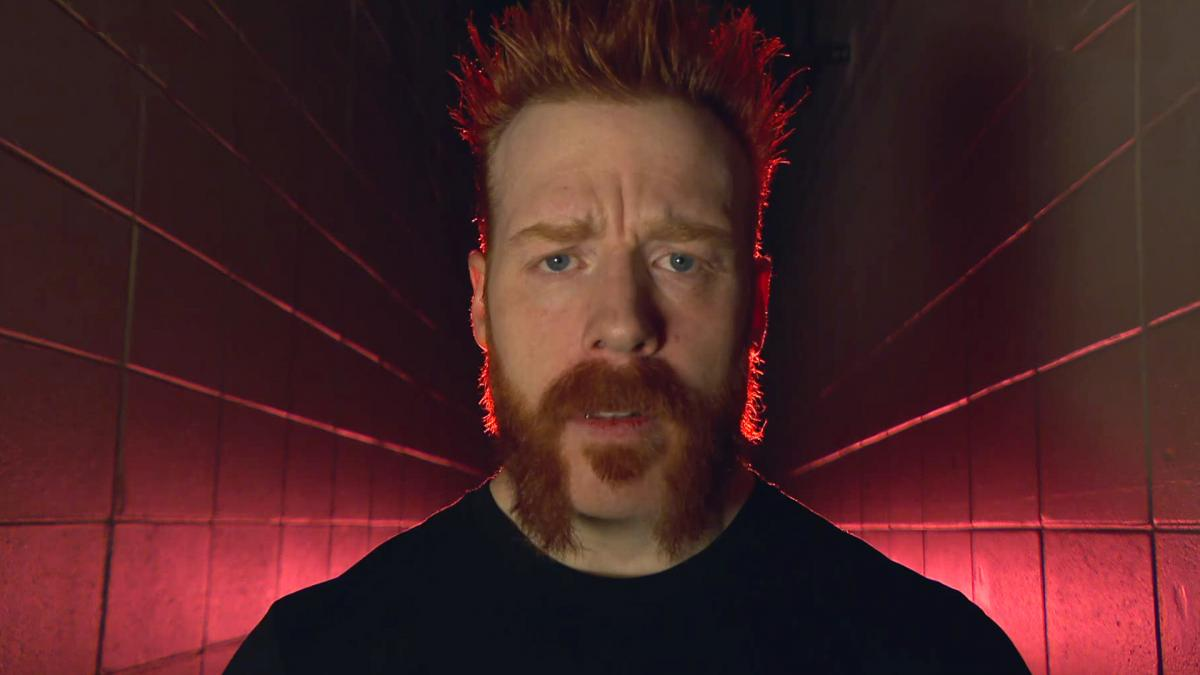 WWE Sheamus Return 2019
