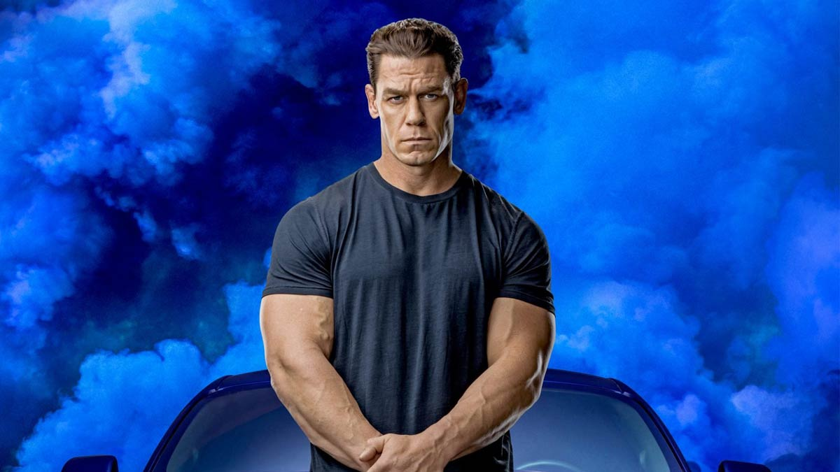 John Cena F9 Fast and Furious
