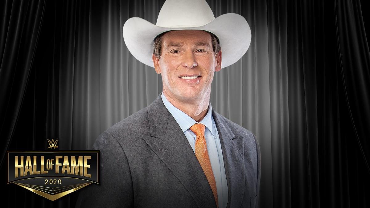 JBL to be inducted into WWE Hall of Fame Class of 2020