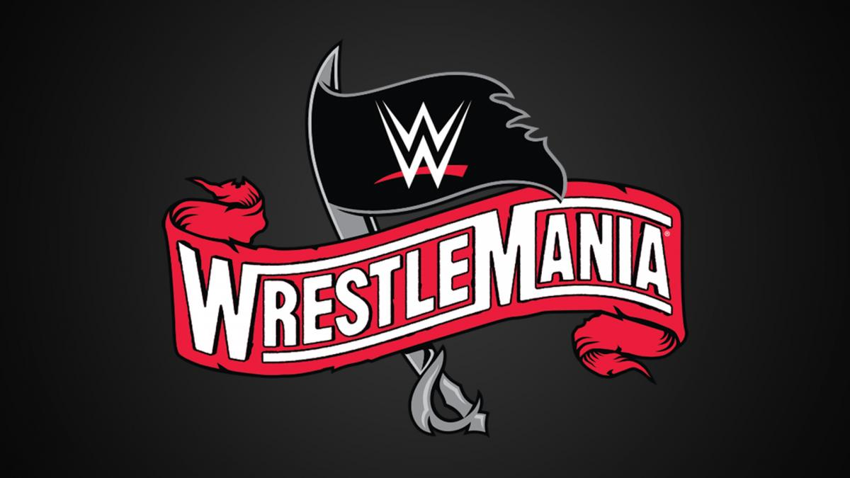 WWE WrestleMania 36 Logo