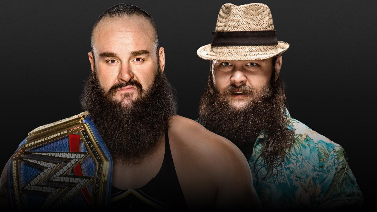 The Horror Show At WWE Extreme Rules 2020 - Wyatt Swamp Fight - Braun Strowman vs Bray Wyatt