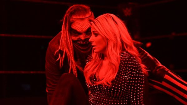 Alexa Bliss Attacked By The Fiend Bray Wyatt