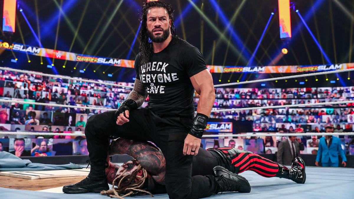 Roman Reigns Returns at WWE SummerSlam 2020