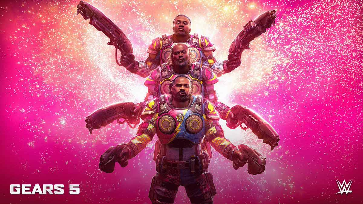 The New Day Announced as DLC Playable Characters for Gears 5