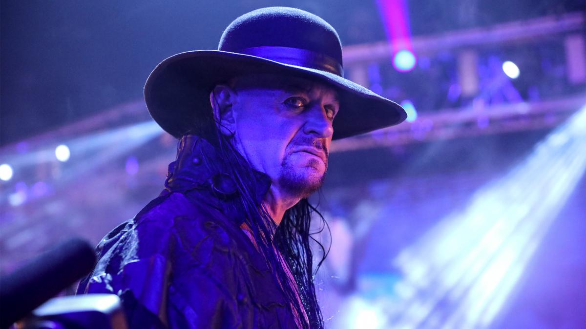 The Undertaker Farewell Survivor Series 2020