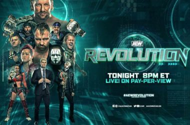 AEW Revolution 2020 Results