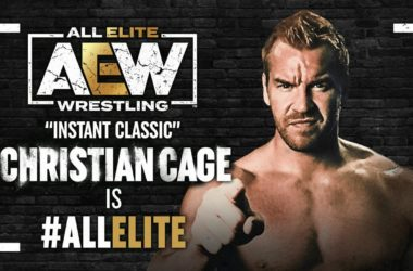 Christian Cage Signs With AEW