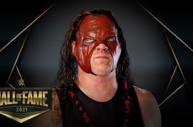 Kane to be inducted into the WWE Hall of Fame Class of 2021