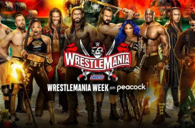 WWE WrestleMania 37 Results (2021)