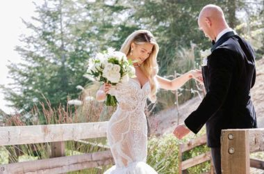 "Kelly Kelly Barbara ""Barbie"" Blank Coba gets married"