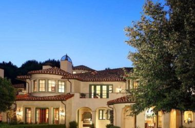 The Rock Buys $27.8M Mansion
