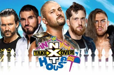 """WWE NXT """"Takeover: In Your House"""" Results 2021"""