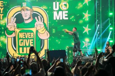 John Cena Returns to WWE at Money In The Bank 2021